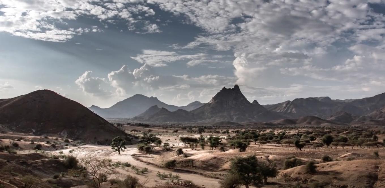 Kai Gebel in Eritrea