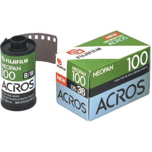 Aus für Fujifilm Neopan 100 Acros