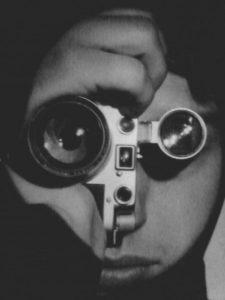 Berühmte Fotografie von Andreas Feininger The Journalist
