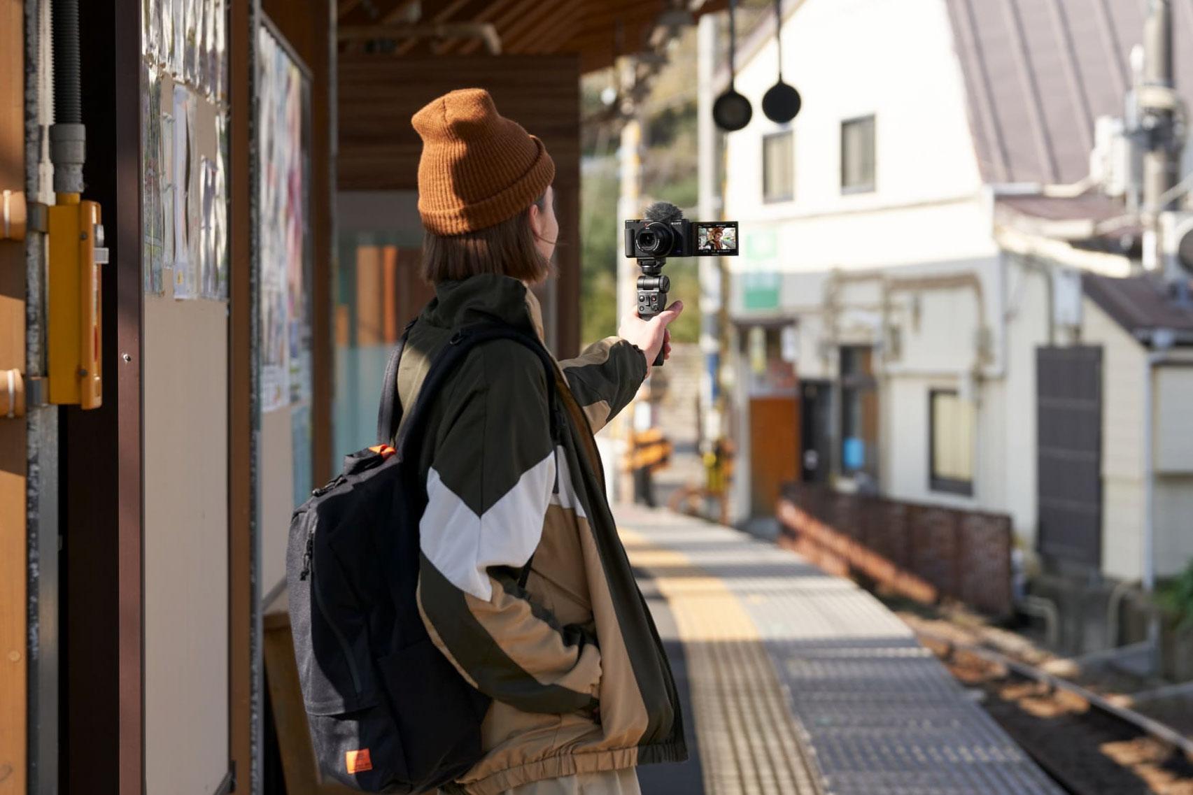 Vlog-Kamera Sony ZV-1