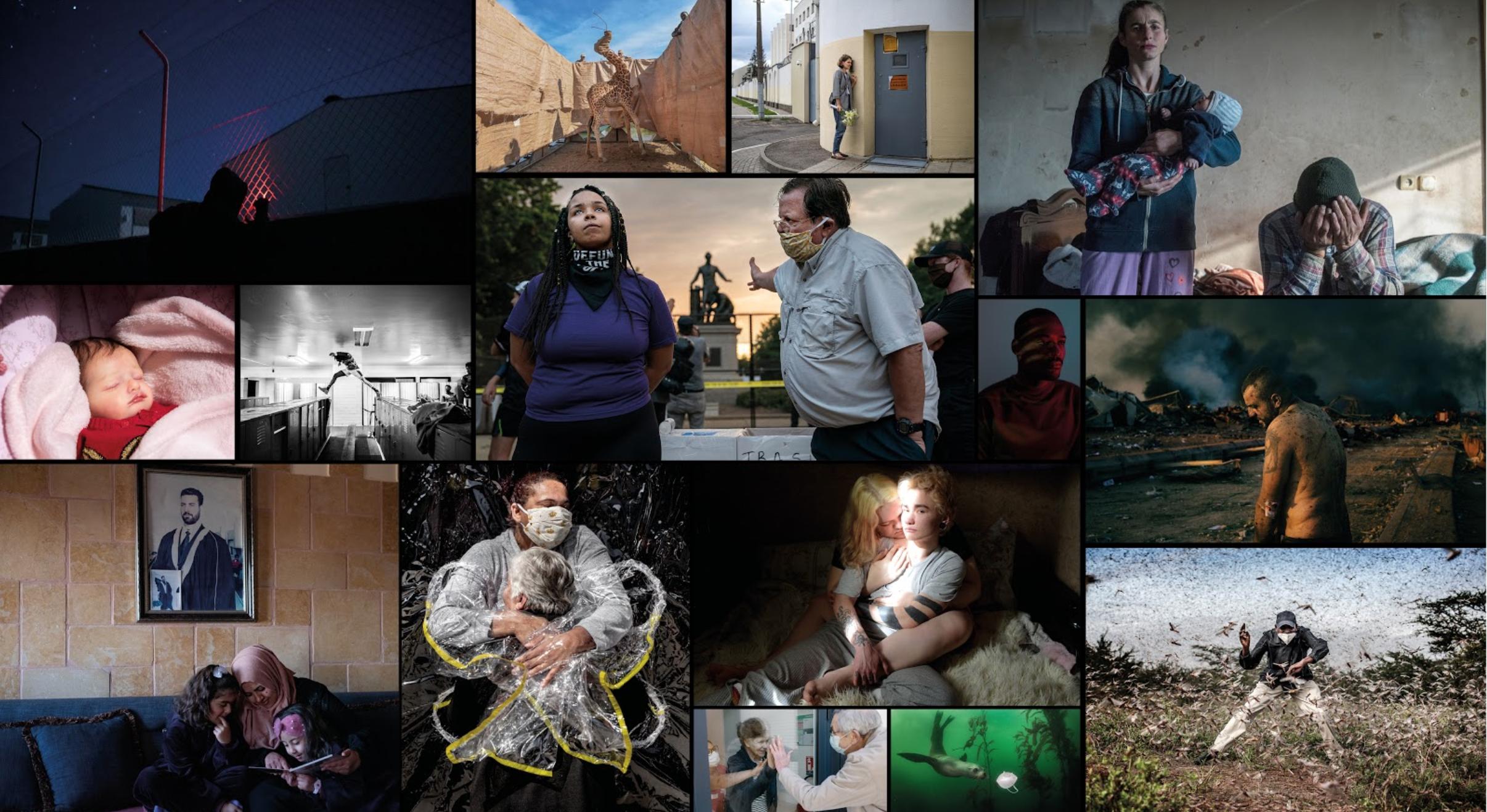 World Press Photo Nominierungen 2021
